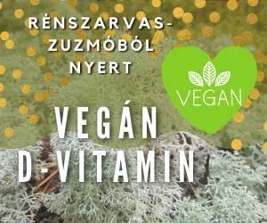 Vegán D-vitamin