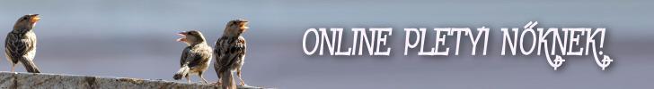 Online pletyi nőknek