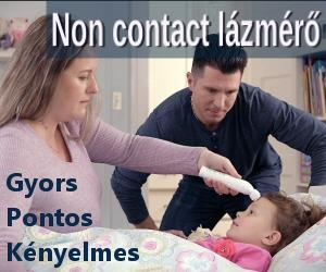 Non contact érintés nélküli lázmérők