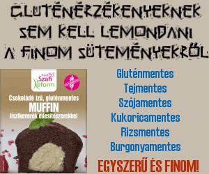 Szafi muffin lisztkeverék