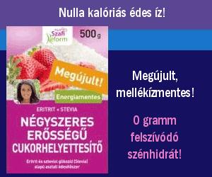 Nulla kalóriás édesítőszer